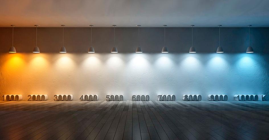 Luces para idecoración de interiores
